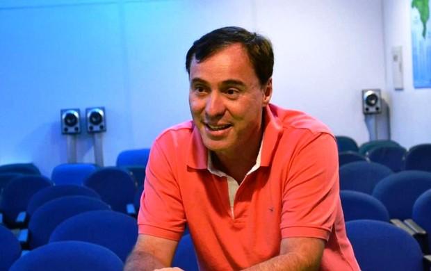 Régis Marrelli  (Foto: Renato Celestrino)