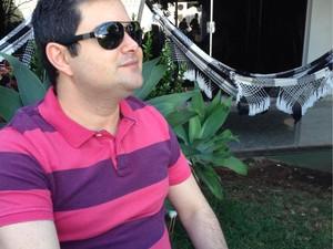 Ricardo Aranha é suspeito de estuprar pacientes sedadas (Foto: Arquivo Pessoal/ Divulgação)