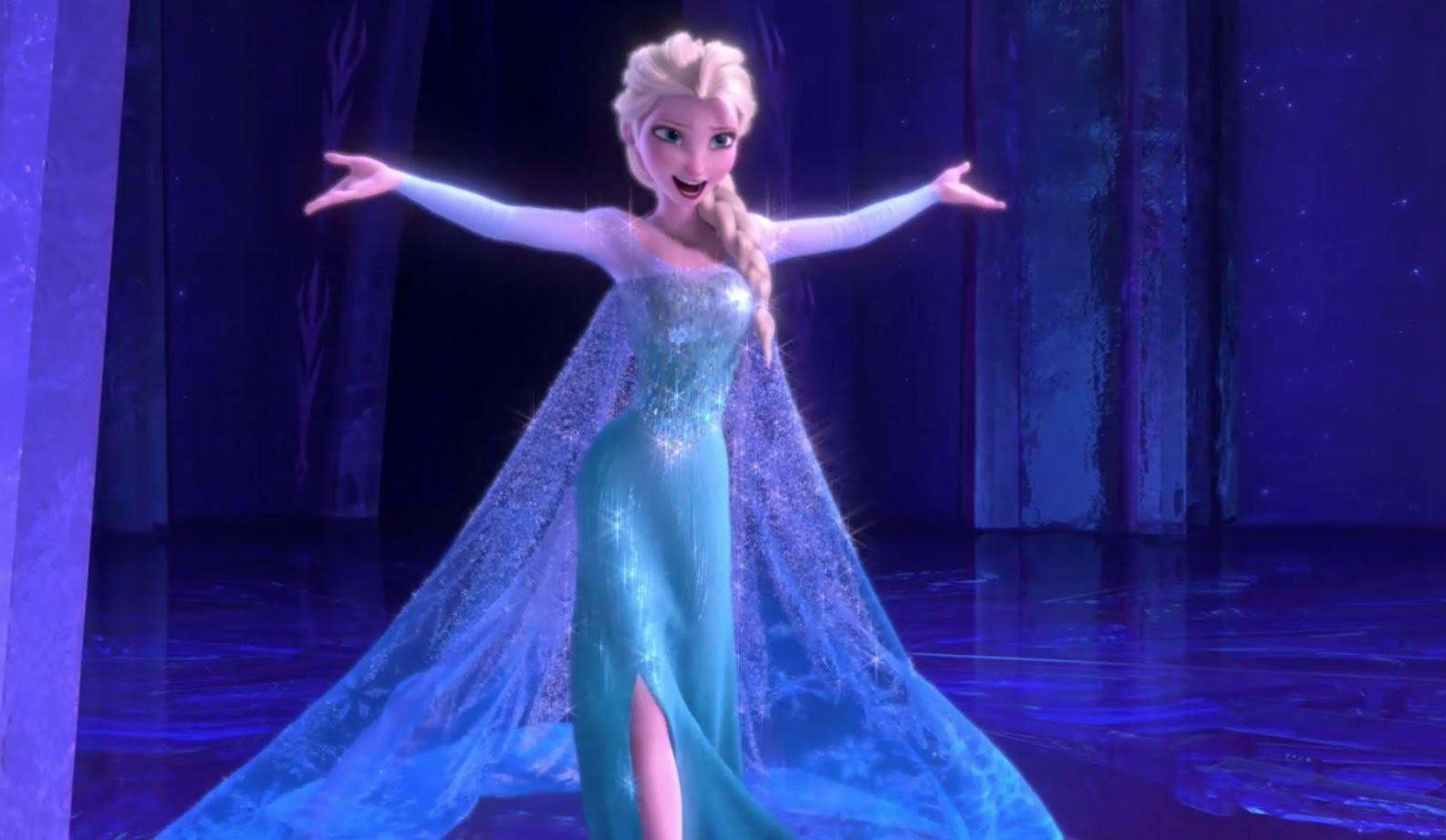 Elsa (Frozen: Uma Aventura Congelante) (Foto: Divulgação)