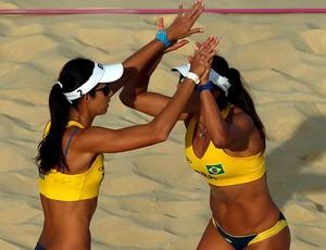 talita maria elisa vôlei de praia (Foto: Reuters)