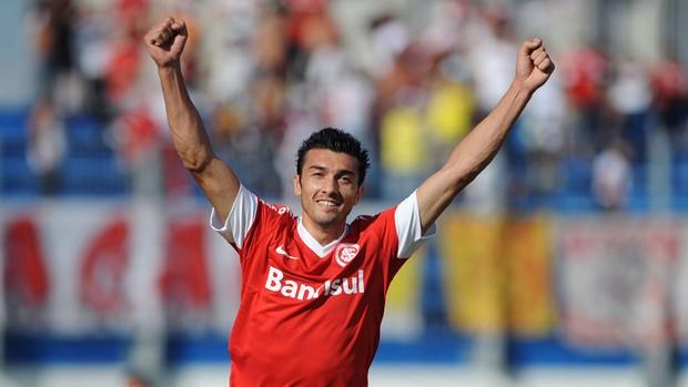 Dátolo gol  <a href='https://www.pasionfutbol.com/tags/Inter'>Inter</a>nacional (Foto: Edu Andrade / Ag. Estado)