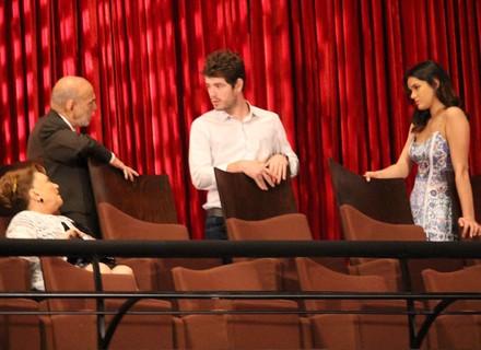 Izabelita é resgatada por Mari e Ben: 'O que está acontecendo?'
