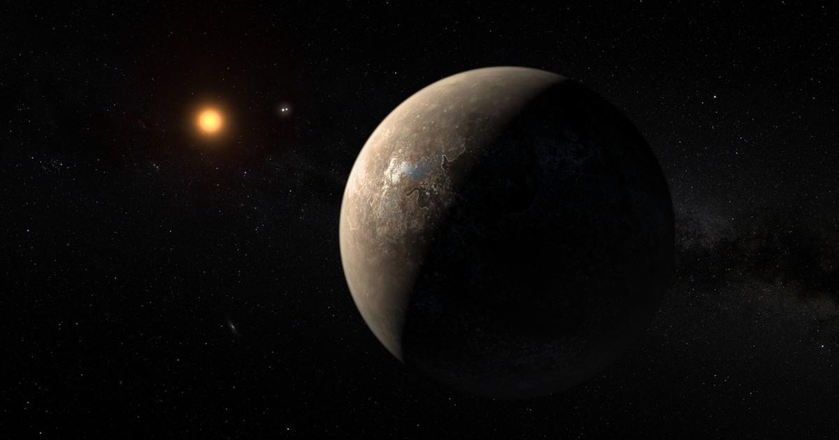 Proxima b, planeta parecido com a Terra, pode ter oceano, diz estudo