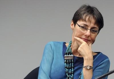 Ana de Hollanda comandou o Ministério da Cultura por 21 meses (Foto: Wilson Dias/ABr )
