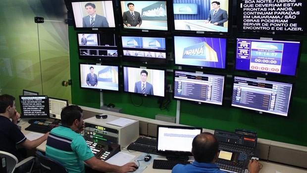 Noroeste entra na era da TV Digital (Foto: Divulgação/RPC TV)