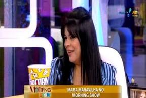 Mara Maravilha (Foto: Reprodução / Youtube)