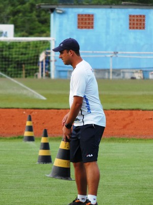 Raul Cabral Avaí (Foto: Diego Madruga)