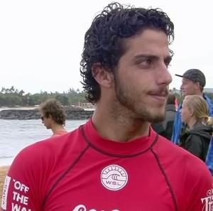 Filipe Toledo Filipinho Haleiwa surfe (Foto: Reprodução/WSL)