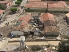 Menina que sumiu em enxurrada de Lajedinho é achada morta, diz polícia