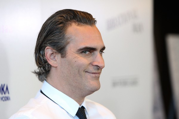 O ator Joaquin Phoenix (Foto: Getty Images)