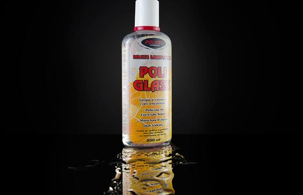 Teste de produto: polidor de vidros Poli Glass (Foto: Gustavo Maffei / Autoesporte)