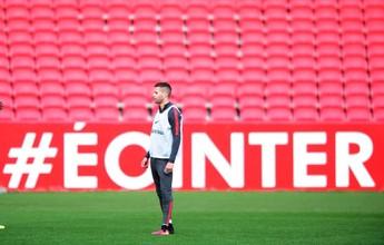À espera da regularização, Inter define Corinthians como estreia de Nico