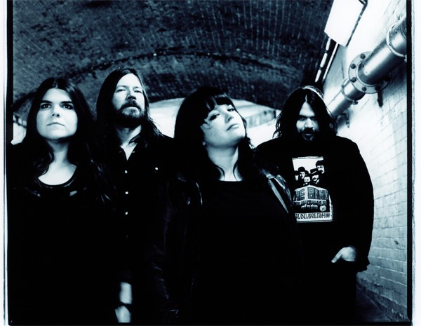 A banda inglesa Magic Numbers (Foto: Divulgação)