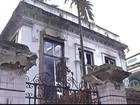 Novo incêndio é registrado em casarão abandonado, em Belém