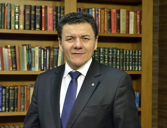 presidente da Associação dos Juizes Federais, Roberto Veloso (Foto: Augusto Dauster/Ajufe)