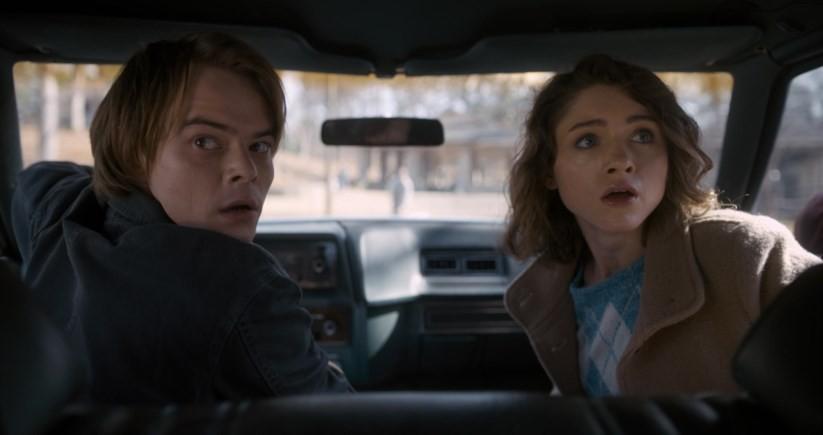 Jonathan e Nancy (Foto: Reprodução/ Netflix)
