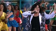 'Show dos Famosos': reveja as apresentações do domingo, 15/4