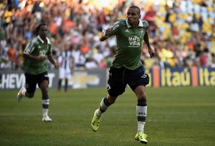 Wellington Paulista Fluminense (Foto: André Durão / GloboEsporte.com)