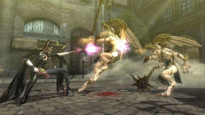 Bayonetta foi um dos jogos prejudicados no PS3 (Foto: Divulgação/Sega)