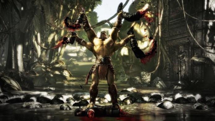 Mortal Kombat X: lista de troféus do game é liberada (Foto: Divulgação)