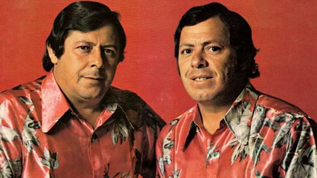 Zilo e Zalo gravaram mais de 400 músicas (Foto: Daniel Viola/ Recanto Caipira)