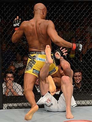 UFC 148 Anderson Silva; Chael Sonnen (Foto: Getty Images)
