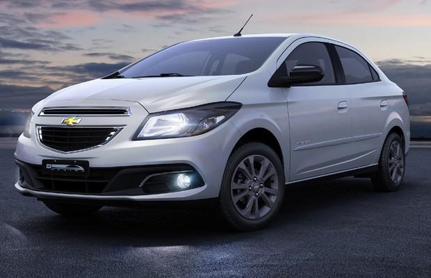 Chevrolet Prisma 2015 (Foto: Divulgação)