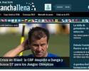 Sem muito destaque, imprensa mundial noticia demissão de Dunga
