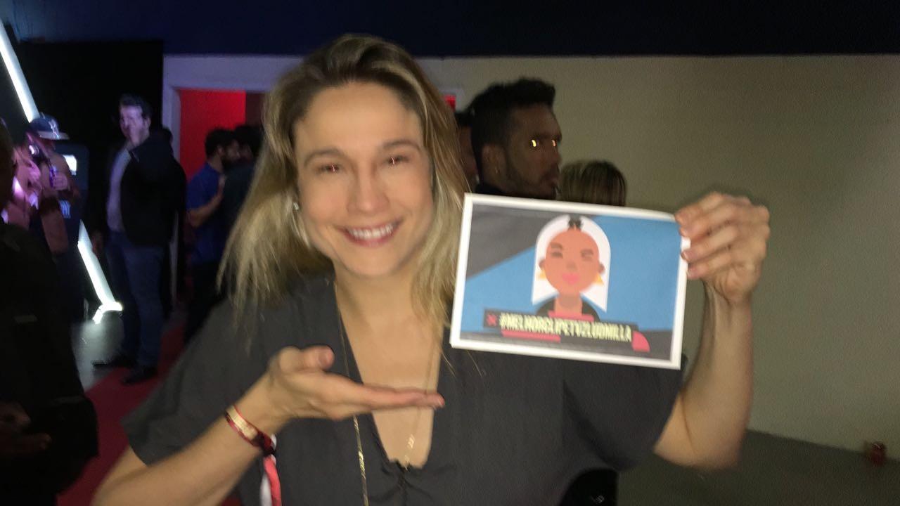 Fernanda Gentil (Foto: Multishow)