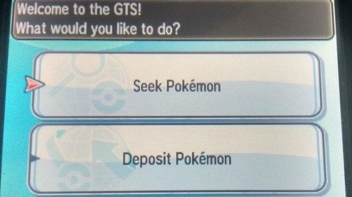 Pokémon Sun e Moon: é possível buscar ou depositar um monstrinho (Foto: Reprodução/Thomas Schulze)