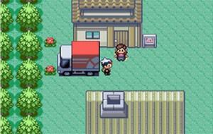 Cena de 'Pokémon Sapphire' de 2003, que receberá remake (Foto: Divulgação/Nintendo)