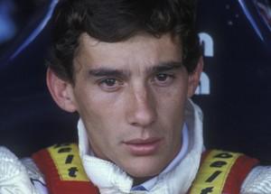 Ayrton Senna 1984 Toleman Jacarepagua (Foto: Getty Images)
