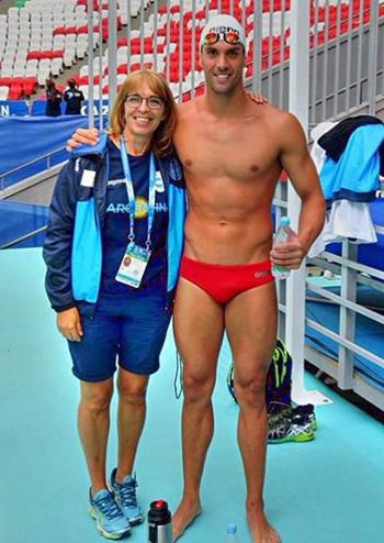 Federico Grabich natação Argentina (Foto: Reprodução / Instagram)