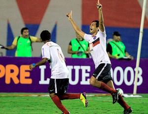 fahel comemora gol do bahia (Foto: Felipe Oliveira/EC Bahia/Divulgação)