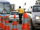 Motoristas do DF poderão ter 40% de desconto em multas de trânsito