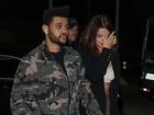 Selena Gomez e The Weeknd deixam o Brasil após Lollapalooza