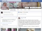Família de bebê com câncer compra remédio com ajuda de internautas