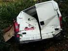 Homem morre ao cair em ribanceira na MG-347 em Cristina, MG