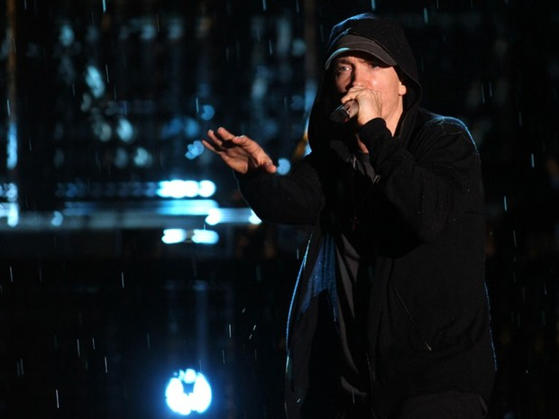 Eminem  (Foto: G1)