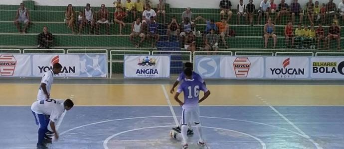 Angra dos Reis e Quatis se enfrentam pela Copa Rio Sul (Foto: Marcos Landim/Arquivo pessoal)