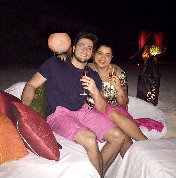 Preta Gil e Rodrigo Godoy (Foto: Instagram)