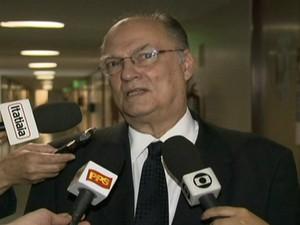 Deputado Roberto Freire (Foto: Reprodução Globo News)