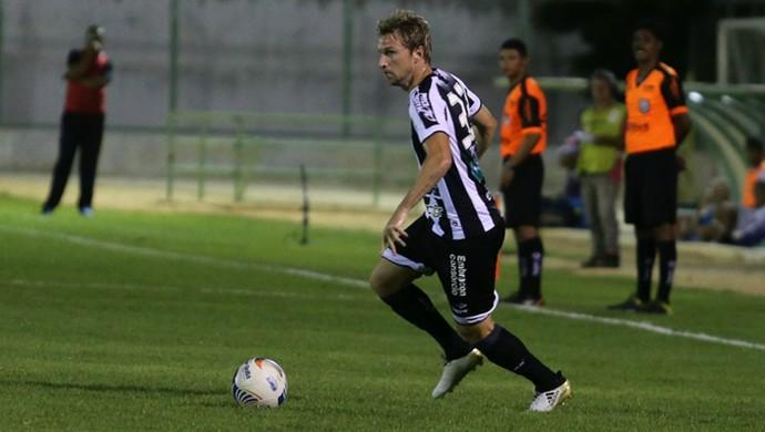 Rafael Pereira, zagueiro do Ceará (Foto: Divulgação/Cearasc.com)