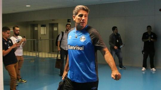 Foto: (Eduardo Moura/GloboEsporte.com)