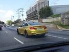 Internautas flagram o novo BMW M4 rodando sem disfarces