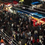 Edição de 2012 da Festa de Santo Antônio do Pari (Foto: Divulgação)