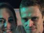 Cissa Guimarães faz selfie com o ator Willem Dafoe