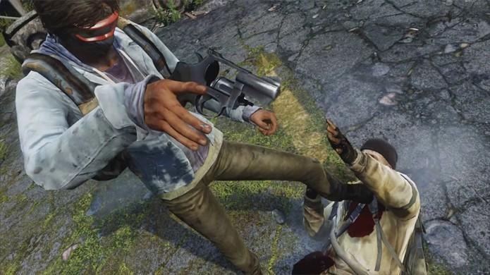 The Last of Us Remastered ganha execuções violentas em DLC (Foto: Polygon)