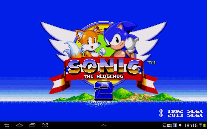 Sonic The Hedgehog 2 (Foto: Divulgação)