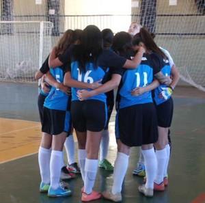 Seven Futsal, de Uberlândia, disputa Jogos de Minas com elenco reduzido (Foto: Seven Futsal/Divulgação)